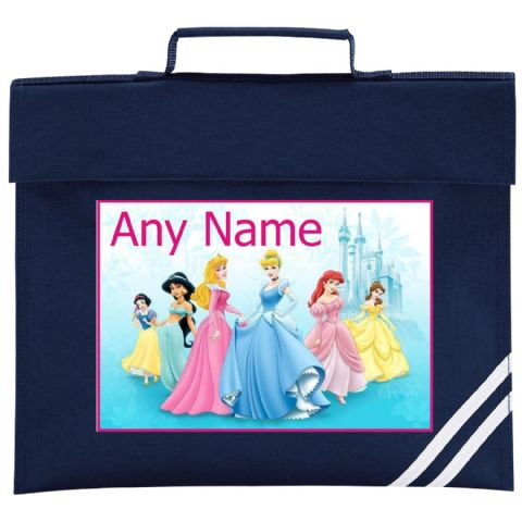 Princess Book Bag